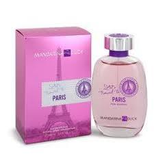 <b>Mandarina Duck Let's Travel</b> To Paris EDT for Women Perfume ...