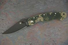 <b>Складной нож Spyderco Para</b>-Military 2 C81GP2 | Ножи ...