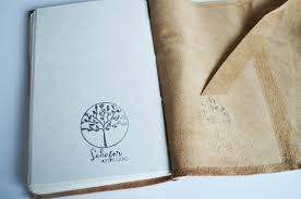 stand kitchen dsc: this journal is beautifully made and has that wonderful leather smell i love what this company does and what they stand for please like them on facebook