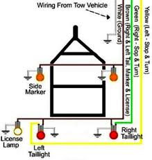 2 prong wiring harness 2 wiring diagrams trailer lights diagram prong wiring harness