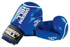 <b>Боксерские перчатки Green</b> hill Panther (BGP-2098) — купить по ...