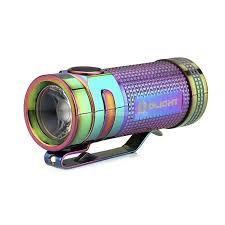 <b>Фонарь Olight S Mini</b> Titanium PVD Limited | Магазин фонарей ...
