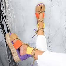 Online Shop <b>MoneRffi 2019 New Fashion</b> Torridity Women Sandals ...