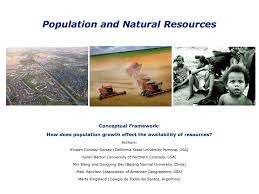 population and natural resources module conceptual framework pnr cf title page 001 png