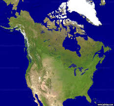 North America Satellite Map ile ilgili görsel sonucu North America Satellite Map