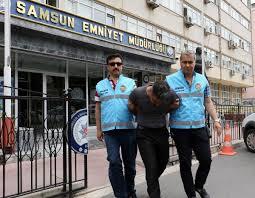 Samsun'da dolandırıcı, 40 kameradan incelenerek bulundu