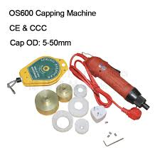 SG1550 <b>Electric bottle</b> capping machine <b>handheld</b> capping machine ...