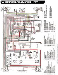 electrical equipment karmann ghia 1971