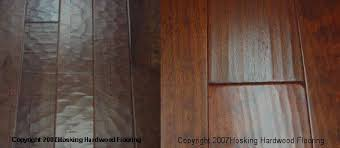 hardwood flooring handscraped maple floors manufactured hand scraped wood floors how are they made