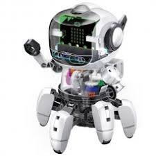 <b>Robot</b> Tobbie 2 with <b>micro:bit</b> -Kit