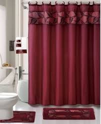 burgundy red bathroom vanity accessories pieces burgundy feather  piece bathroom set  rugs mats