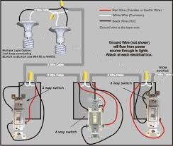 4 way switch wiring diagram power from lights ideas 4 way switch wiring diagram power from lights