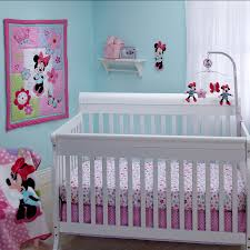 image of mickey mouse crib bedding set baby mickey crib set design