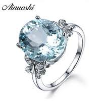 <b>Natural</b> Topaz Jewelry - <b>AINUOSHI</b> Official Store - AliExpress