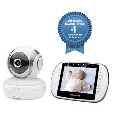"Motorola MBP33XL <b>3.5</b>"" <b>Video Baby</b> Monitor- Buy Online in ..."