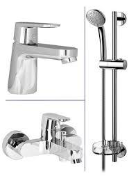 <b>Ideal Standard</b> Vito B1132AA <b>комплект смесителей</b> купить в ...