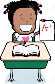 student scoring high grades clipart clipartfest good grades a happy cartoon