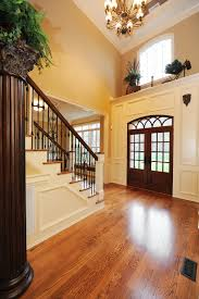 entry front decor ideas united another view of the above foyer taken from several steps back shows th