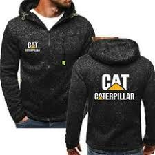 Brand <b>2019 Spring Autumn</b> Fashion Tracksuit Male Caterpillar ...
