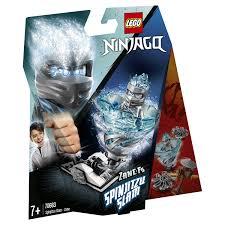 <b>Конструктор LEGO Ninjago</b> Бой мастеров кружитцу-Зейн <b>70683</b>