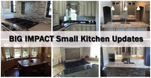 images kitchen updates  big impact small kitchen updates