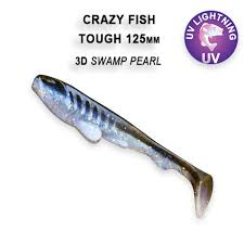 "Уловистая <b>приманка Crazy Fish Tough</b> 5"" 28-125-3d-6: купить по ..."