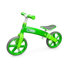 <b>Беговел Yvolution Velo Balance</b>, зелёный (2332221) - Купить по ...