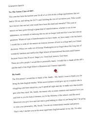 graduating high school essay wwwgxartorg