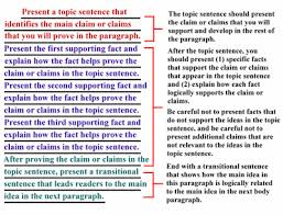 sample of five paragraph essay with thesis statement of essay    how to write essay body paragraph