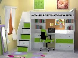nice loft bed with desk underneath bed with office underneath