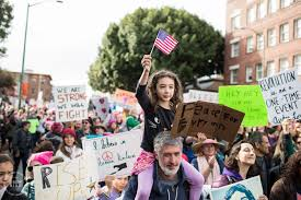 women s oakland ca usa protest photo essay women s oakland ca anti trump rally resist protest drew
