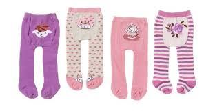 <b>Zapf Creation Колготки</b> для куклы <b>Baby Annabell</b> 43 см <b>2</b> шт ...