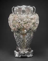 Manufactured by <b>Tiffany & Co</b>. | The Magnolia Vase | American | The ...