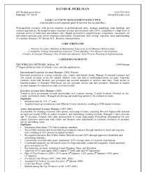 Resume Examples  Account Manager Resume Sample Corporate Account Manager Resume Corporate Account Manager  Account