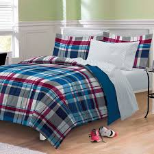 plaid teen boys bedding new varsity plaid teen boys bedding comforter sheet set twin twin bedding sets twin kids