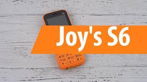 Распаковка <b>сотового телефона Joy's</b> S6/ Unboxing Joy's S6 ...