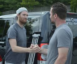 flyers scott hartnell hugs sean couturier in skate zone parking flyers scott hartnell hugs sean couturier in skate zone parking lot says crazy crazy week com