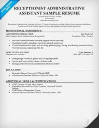 entry level administrative assistant resume sample – jwbhobaw    administrative assistant resume samples image administrative