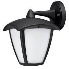 <b>Уличный настенный светильник Arte</b> Lamp Savanna A2209AL-1BK