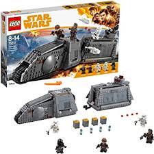 <b>LEGO 75217 Star Wars</b> Includes Han Solo, Chewbacca, an Imperial ...