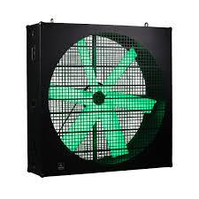 Force 120 Fan <b>Stage Effect</b> – <b>RGB LED</b> Lighting - GLP