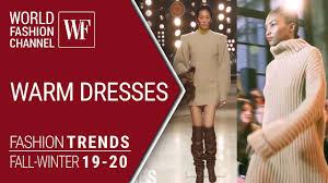 <b>Warm</b> dresses   Fashion trends <b>fall winter</b> 19/20 - YouTube