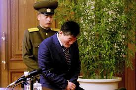 making headlines this week kim tong chol a u s citizen detained in is presented to reporters