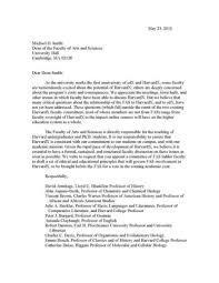 letter from 58 professors to smith addressing edx news the letter from 58 professors to smith addressing edx