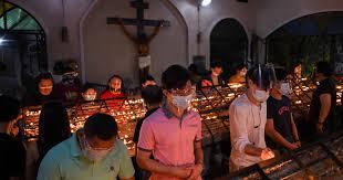 Duterte pledged a COVID-free Christmas. Instead, cases soar ...