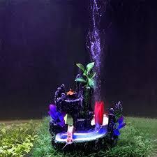 <b>Saim Aquarium Fish Tank</b> Mountain Ornaments | Fish Pet Products ...