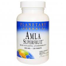 Planetary Herbals, <b>Суперфрукт амла</b>, <b>омолаживающий</b> ...