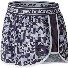 New Balance 81146 Women's <b>Printed Accelerate</b> 2.5 Inch <b>Short</b> ...