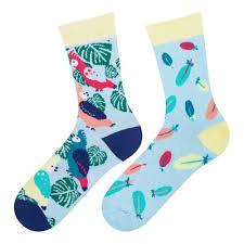 <b>GOOD</b> STUFF SOXO <b>женские носки</b> в попугаях многокрасочность ...