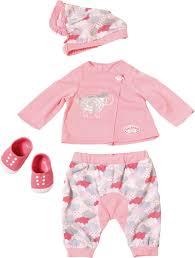 <b>Zapf</b> Creation <b>Одежда для куклы</b> Baby Annabell для уютного вечера